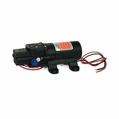 Seaflo 12V DC 1.2 GPM  35 PSI 21-Series Diaphragm Water Pressure Pump for... New