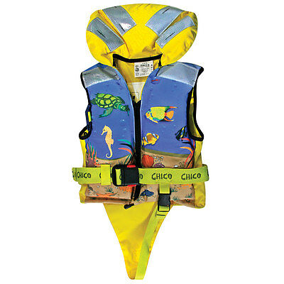 Lalizas Children's Solids Life jacket Chico 150N - Lifejacket for Child