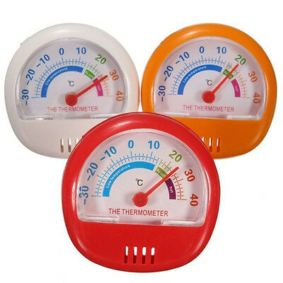 Hot Sell Fridge Freezer Thermometer Indoor Outdoor Magnetic Kitchen Temperature