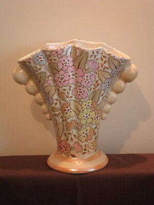 Tuscan Decoro Pottery, Vase, Made in England