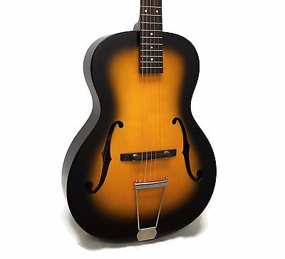 Epiphone Masterbilt Century Olympic Archtop Acoustic-Electric Guitar