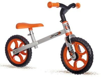 Smoby Kinder Laufrad orange ab 18 Monate | Lauflernrad | Kinderlaufrad
