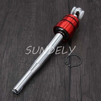 Red Short Shift Quick Alloys Seat short shifter for BMW E30 E36 E46 E39 M5 325
