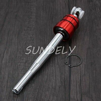 Red Quicker Shift Short Shifter Quick Gear Kit For Bmw E46 1999 2000 2001 2002