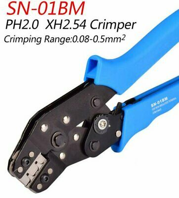 Hand Crimpers Strippers XH2.54 plug terminal Tool For D-SUB Terminals AWG28-22