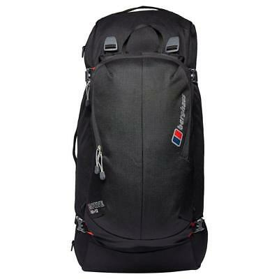 Berghaus Motive 60  10 Rucksack Backpack Hiking Bag Outdoors Black
