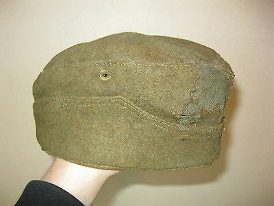 German Side cap OSTFRONT EAST FRONT WEHRMACHT WH ww2 wwII