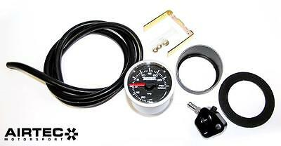 Turbosmart Ford Fiesta ST180 ST200 Boost gauge BAR and fitting kit in vent