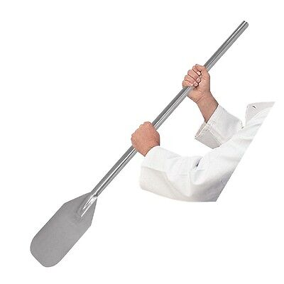 Vogue Long Mixing Paddle 915mm Stainless Steel Food Stirring Kitchen Tool