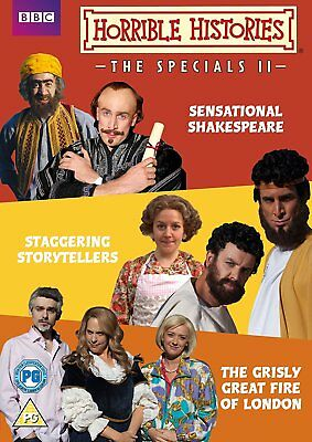 Horrible Histories - Specials 2 (DVD)