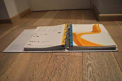 Vitra Salesman catalogue 20 collections 5 languages auth.