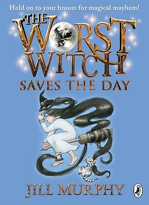 The Worst Witch Saves the Day by Jill Murphy