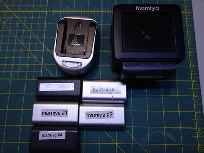 Mamiya DM22 Digital Back for Mamiya 645AF & Phase One