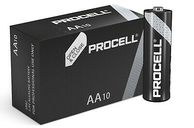 30x Duracell Industrial AA Alkaline Batteries Replaces Pro cell MN1500 1.5V LR6
