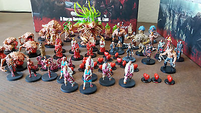 The Others 7 Sins Painted