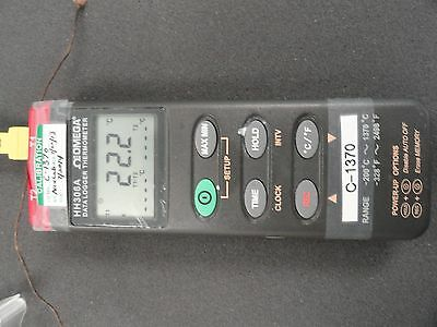 Omega HH306A Data Logger Thermometer