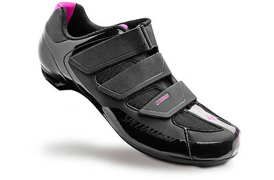 Specialized Spirita Road Shoe - Black / Pink - Size 37