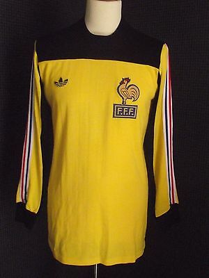 maillot équipe de France porté match worn shirt