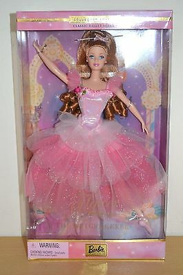 2000 Collector Edt Ballet Series BARBIE as FLOWER BALLERINA from The Nutcracker