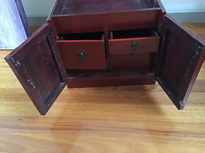 Chinese Style Wooden Storage box