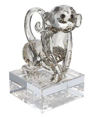 Swarovski Crystal Chinese Zodiac Year of the Monkey # 1080230 New In Box w/COA