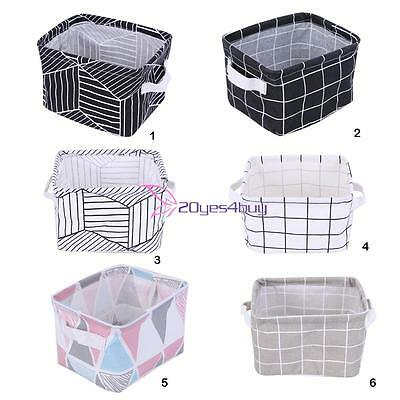 New Home Office Supplies Desk Storage Box Case Earphone Cable Organizer Holder