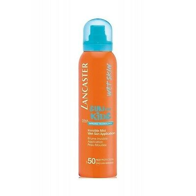Lancaster Sun Kids Bruma Invisible Spf 50 Spray Sun Confort 125 Ml