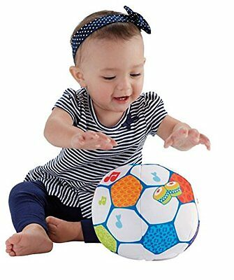 Fisher-Price First Steps Move 'n Groove Soccer Ball [Amazon Exclusive]