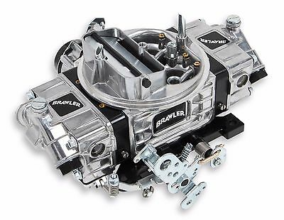 Holley QuickFuel 4 Barrell 750CFM Street Stripe Carburetor Double Pumper W/Choke