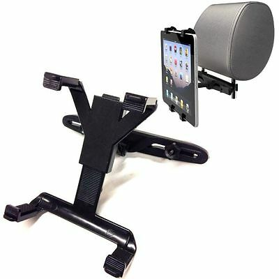 New Universal 7-10 Inchs Headrest Seat Car Holder Mount for All Tablets & Ipad