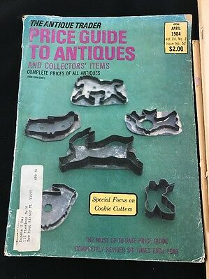 The Antique Trader Price Guide Antiques  1984