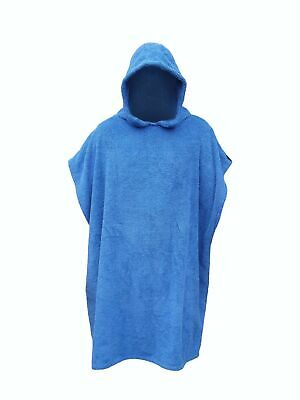 Surf Poncho Towel - Cotton - 4 sizes in Black, Blue, Charcoal