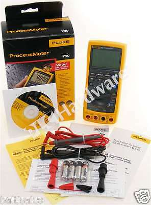 New Fluke 789 ProcessMeter Multimeter Loop Calibrator Lead Set Qty