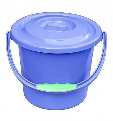Yachticon Toilets Bucket with Lid 5 Liter - ideal for the Sanitary area