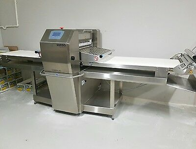 Rondo Compas HD sheeter - the world's best sheeter - Automatic