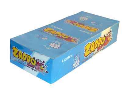 Zappo - Cola Chews (60 packs in Display Unit)