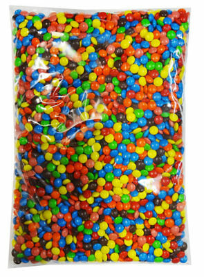 M&M's Mini - milk chocolate (1kg Bag)