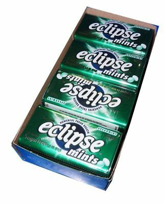 Eclipse Mints Spearmint (8 x 50pc Tins in a Display)