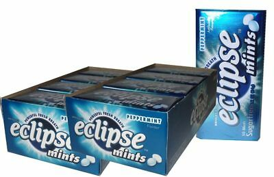 Eclipse Mints Peppermint (16 x 50pc Tins in a Display)