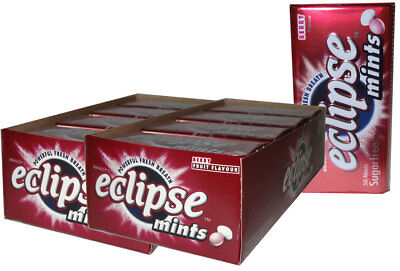 Eclipse Mints Berry Flavour (16 x 50pc Tins in a Display)
