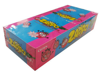 Zappo - Bubble Gum Chews (60 packs in Display Unit)