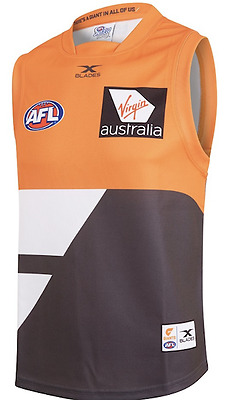 GWS Giants Home Guernsey Small - 2XL & Kids 12 XBlades Greater Western Sydney 17