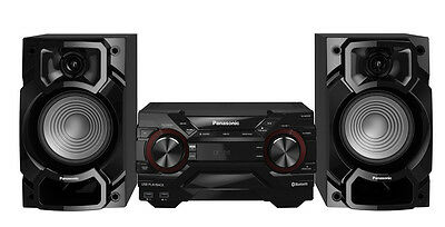 NEW Panasonic - SC-AKX220 - Hi-Fi System from Bing Lee