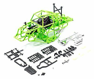 AXIAL SMT10 GRAVE DIGGER Tube cage chassis Interiors body posts electronics tray