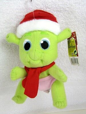 Cute BABY OGRE Xmas Plush Doll from SHREK the THIRD