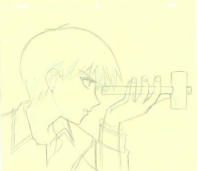 Anime Genga not Cel Fruits Basket  #44