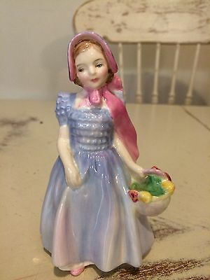 "Stunning Collectable Royal Doulton ""Wendy"" Lady Figurine Perfect Condition"