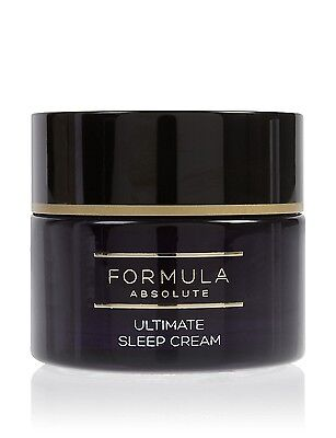 FORMULA Absolute Ultimate Sleep Cream 50ml Marks & Spencer Best Seller