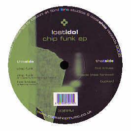 Lost Idol - Chip Funk EP - Cook Shop - 2005 #168323
