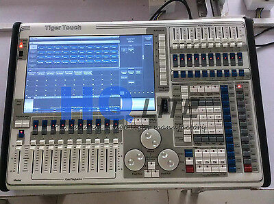 Tiger touch controller titan 9.1 Console 8port 4096ch for Concert Stage Theater